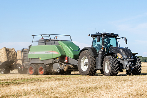 Впервые в России:  тракторы Valtra® S серии четвертого поколения