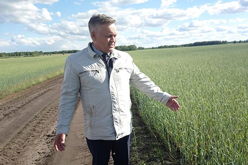 Сергей Гилёв, директор Курганского НИИСХ:  «Не бывает шаблонов в земледелии»