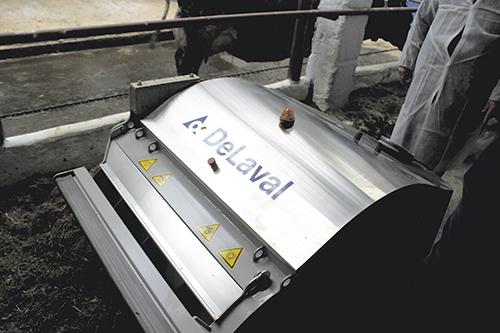 Опыт создания инновационной  роботизированной фермы в СПК «Птицесовхоз «Скатинский»