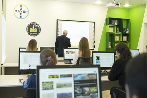 Новосибирский ГАУ отмечен  в конкурсе научных проектов «БайСтади»