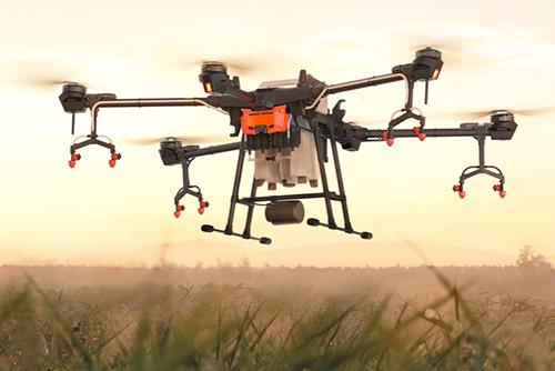Инновационные БПЛА с более широким функционалом для сельского хозяйства