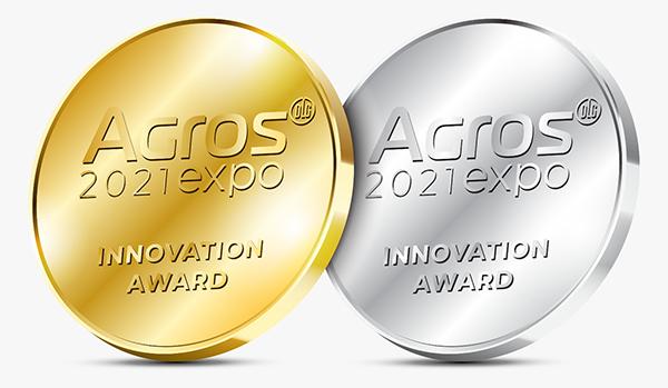 Определены победители конкурса инноваций AGROS Innovation Award