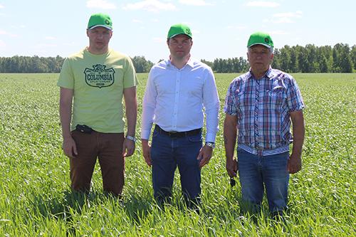 Агрохолдинг «АгроМАКФА»:  современные технологии  для достижения высоких урожаев