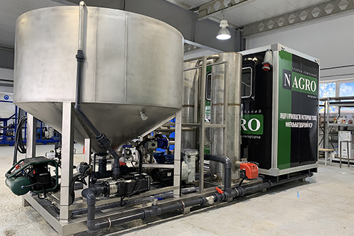 Эффективность внедрения технологии  производства КАС с помощью  модульного узла РУКАС в ООО «Рубин»