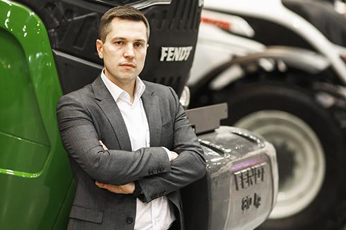 Антон Прохоров:  «Fendt выходит на рынок зерноуборочной техники с идеальным комбайном»