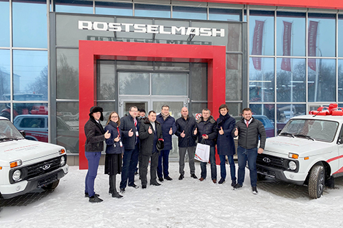 Программа Ростсельмаш «Ставим рекорды вместе» продемонстрировала возможности современной техники