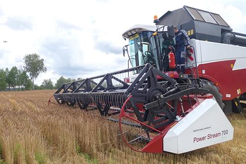 Юрий Минкин: «Мы делаем важный шаг на пути  к созданию полностью  автономной сельхозтехники»