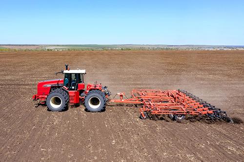 Инновационная техника для аграриев Южного Урала