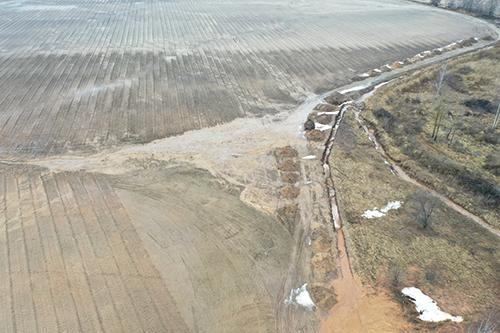 Trimble Field Level II:  инновационная система для эффективного управления водными ресурсами