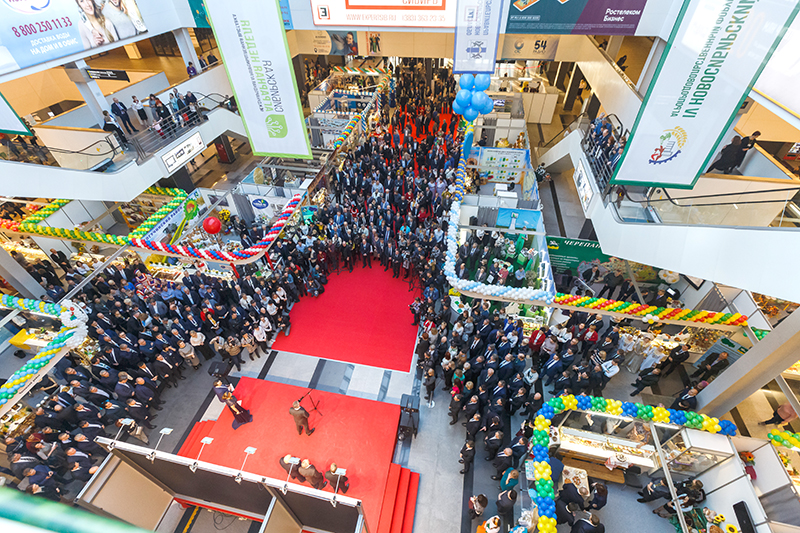 Организаторы выставки «Сибирская аграрная неделя» сообщили о ее переносе на 2021 год