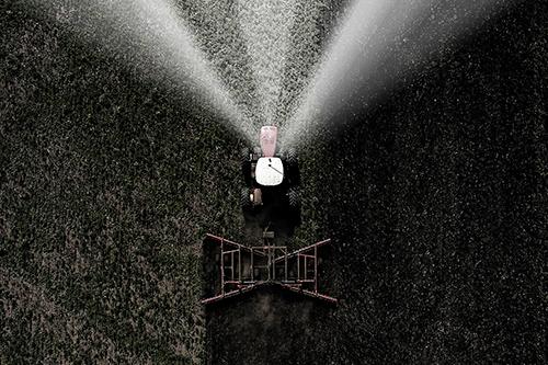 Сельхозтехника переходит  на «Ночное видение»